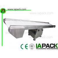 Quality Rubber Food Grade Belt Conveyor , Conveyor Belt For Food Processing for sale