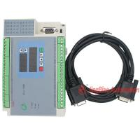 Buy cheap 32MR 16 ports input 16 ports relays output PLC 4AD 2DA Analog with RS232 cable by Mitsubis from wholesalers