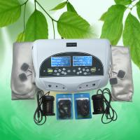 Buy dual ion detox foot spa machine with electrode therapy pads at wholesale prices