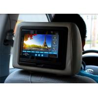 Quality Popular Design Taxi Touch Screen Advertising Placement Rearseat Car Headrest Android Pad for sale