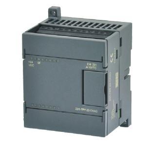Quality Compatible Siemens S7 200 PLC EM231 UniMAT PLC input Module 8 AI for sale