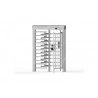China Full Height Turnstile Security Systems, Double Way Access Control Turnstiles Gate on sale