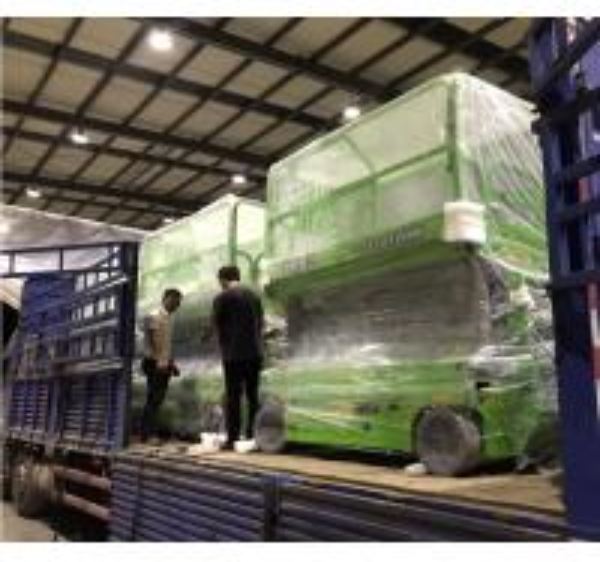 Electrical scissor lift SS1212HM 12m elevated aerial portable work platform for building