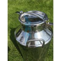 Quality Hot Sales Used Stainless Steel Milk Cans for Sale New and Luxury Stainless Steel Milk Can for sale