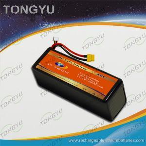 Quality 40C RC Battery Pack LiPo 11.1V 16,000mAh For UAV for sale
