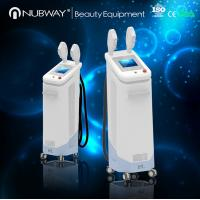 Quality OPT professional SHR fast hair remove elight ipl rf skin care for sale
