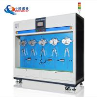Quality Robot Cable Bend Test Equipment / Stainless Steel Bending Test Apparatus for sale