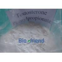 Quality Plant Growth Body Building Testosterone Phenylpropionate Test Powder 1255-49-8 for sale