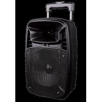Quality Wireless Microphone Outdoor Portable Speakers With Rechargeable Lithium Battery for sale