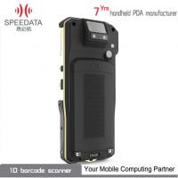 China OEM Foxconn Rugged Android Barcode Scanner Device with 1GB DDR3 RAM on sale