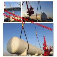 Quality 2017s ASME standard 200,000Liters surface lpg gas storage tank for sale, factory sale 200m3 propane gas storage tank for sale