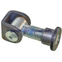 Quality Welding hinge bolt hinge SH603, Material:steel,  M20, finishing: zinc plating for sale