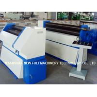 Quality Mechanical three-roller asymmetrical rolling machine for sale