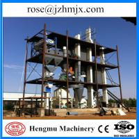 Quality automatic production line for sale / animal feed pelletizing machine line for sale