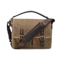 "Quality Waterproof Canvas Messenger Bag , Canvas Briefcase Messenger Bag 12.2"" X 11"" X 5.1"" Cm for sale"