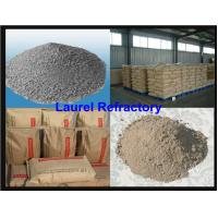 Quality Alkaline Resistant Unshaped Refractory Castable In Dry Cement Kiln for sale