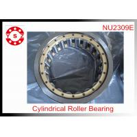 Quality NU2309E Origin Cylindrical Roller Bearings ABEC-5 High Precision Low Noise for sale