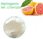Quality Citrus Paradisi Macf Naringenin Extract White Crystalline Powder CAS 480 41 1 for sale