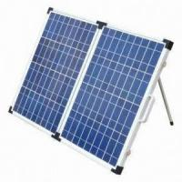 Quality Blue Solar Power Panels , Fold Away Solar Panels 120W ~ 300W Available for sale