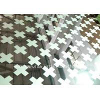PVD Cold Rolled Stainless Steel Sheet 304 Thickness 2MM with Brass Colour