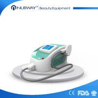 Quality DC water pump, portable diode laser hair removal machine with Germany DILAS laser bars for sale