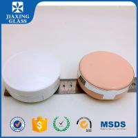 Quality Luxury Arylic Air Cushion Empty Cosmetic Containers Makeup BB Cream Case With Sponge for sale