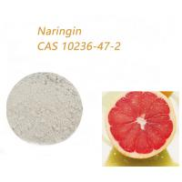 Quality Off White Citrus Paradisi Extract Naringin Powder 98.0% HPLC For Feed for sale