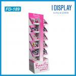 Quality nail polish cardboard display for sale