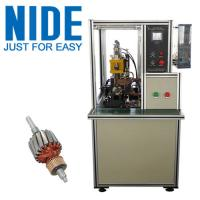 Buy cheap Armature Commutator Fusing Machine 50 - 60 Hz Rated Frequency Air Water Cooling from wholesalers