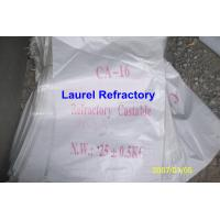 Quality High Strength Unshaped Refractory Castable Wear Resistant For Furnace for sale