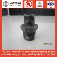 China Malleable Cast Iron Pipe Fitting on sale