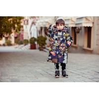 China Bilemi Windproof Trench Frozen Warm Fashion Outdoor Boys Down Jacket Kids Winter Clothes for sale