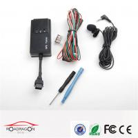Quality New Magyar GPS Vehicle Tracker G-MT008 Support Mobile Phone / Web Tracking for sale