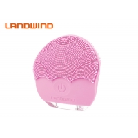 Quality Portable Sensitive Skin Cleanser Face Wash With Silicone Scrubber for sale