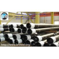 Quality API 5CT OCTG water based paint,API Standard drill pipe application casing pipe,J55 K55 N80 L80 P110 steel casing pipe for sale