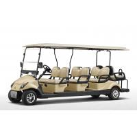 China EQ9062(V8) 48V 4KW 6+2 back seat electric golf cart/club car on sale