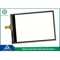China Surface Acoustic Wave Touch Screen , Analog Digital Optical Touch Panel on sale