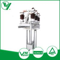 Buy cheap Normally Type Substation Low Voltage Disconnect Switch Manual Mechanism 12KV from wholesalers