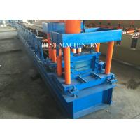 Buy cheap C Steel Profile Purlin Channel Automatic Roll Forming Machine 15kw 50HZ from wholesalers