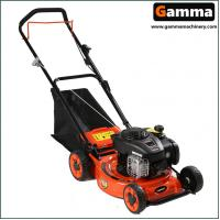 Buy cheap 16'' gas lawn mower, hand push, 400mm cutting width, B&S engine from wholesalers
