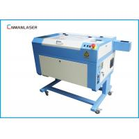 Quality CO2 Mini Laser Cutting Machine For Mdf Wood , High Cutting Speed 0 ~ 35mm/s for sale