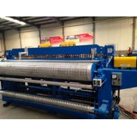 Buy Full Automatic Construction Galvanized Welded Wire Mesh Machine at wholesale prices