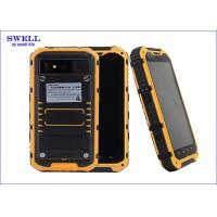 4.3 Inch QHD Military Spec Mobile Phone With Auto Focus Camera 1G RAM + 8G ROM