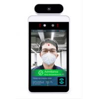 China Touchless Face Recognition Thermometer Biometrics Body Temperature Detection For Turnstile on sale