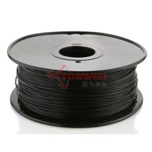 Quality Torwell Black PLA filament for 3D Printer 1.75mm 1KG/spool for sale