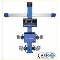 Quality High Efficiency 4 Wheel Alignment Machine 2 Cameras 3D With 11''-24'' Wheel Rim for sale