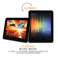 Quality Super Thin 9.7 inch Quad Core Android Tablet PC , 1G / 8G Storage Extended To 32G for sale