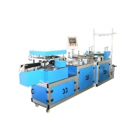 Quality High Speed Full Automatic Disposable Ear Cover Making Machine for sale