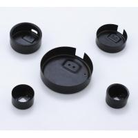 Buy painting black color plastic shell rapid prototype ABS plastic parts at wholesale prices