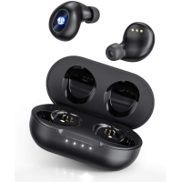 Quality Wireless Earbuds TWS Bluetooth 5.0 Wireless Earbuds IPX8 Waterproof Sport Wireless Earphones with Microphone for sale
